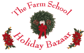 Farm School Holiday Bazaar