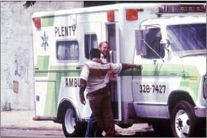 Plenty Bronx Center ambulance service