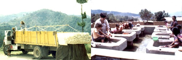 Plenty International Guatemala water sysytems