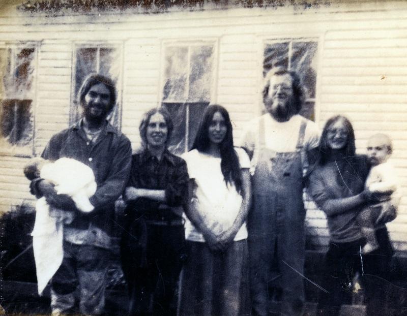 GR group shot schoolhouse