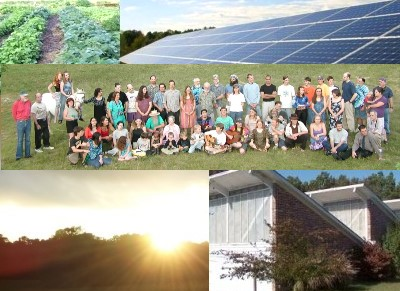 The Conference on Community and Sustainability May 18-20